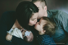 Family lifestyle photography by Alissa Saylor